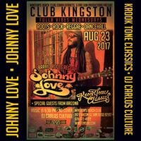 Club Kingston - Johnny Love  KrookTone Classics &amp DJ Carlos