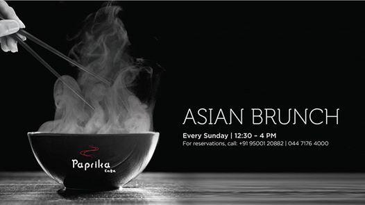 Asian Brunch