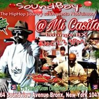 Soundboy the HipHop Jibaro LIVE PuertoRican Christmas celebration