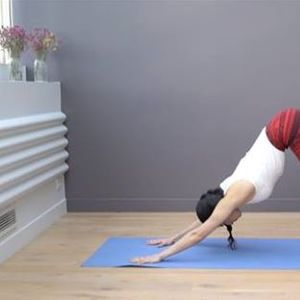 Yoga classes based on the Iyengar method with Paola Atallah Bort