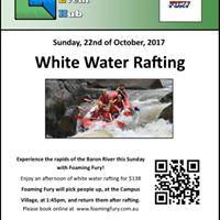 White Water Rafting - Lodge Event Hub