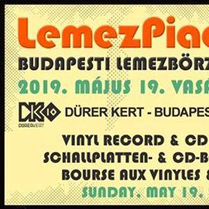 Mjusi LemezPiac  Budapesti Lemezbrze