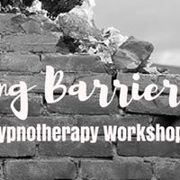 Breaking Barriers a Yin &amp Hypnotherapy Workshop