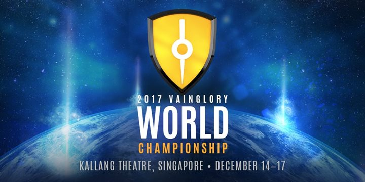 Vainglory World Championship & 5v5 Global Unveiling
