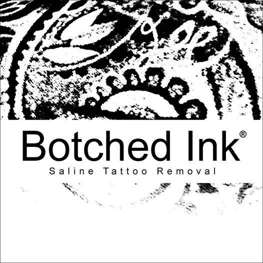 Botched Ink® Saline Tattoo Removal Workshop  Machine & Hand