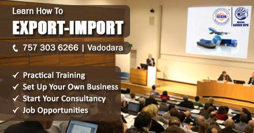 Start and Set up Your Own Import and Export Business Vadodara