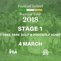 National FootGolf Tour Stage 1 at Deer Park Howth