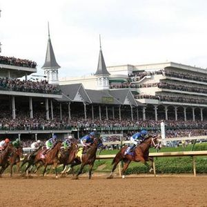 Military Appreciation Day at Churchill Downs with Veterans Club