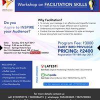 Workshop On Facilitation Skills