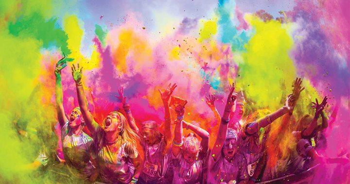Holi Festival at iBAR (Colour Splash Pool Party & Rain Dance)