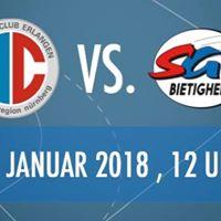HC Erlangen - SG BBM Bietigheim