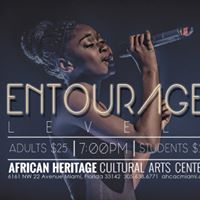 Entourage - A Unique Stage and Music Concert Experience