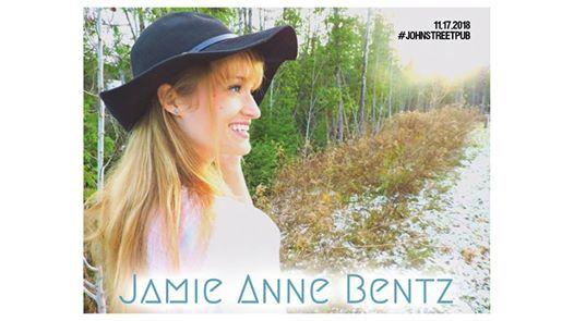 Jamie Anne Bentz - Full Band Performance - The John St. Pub