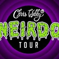 Chris Webby at Upstate Concert Hall in Cllfton Par NY - Aug 9th