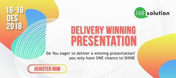 Delivery Winning Presentation