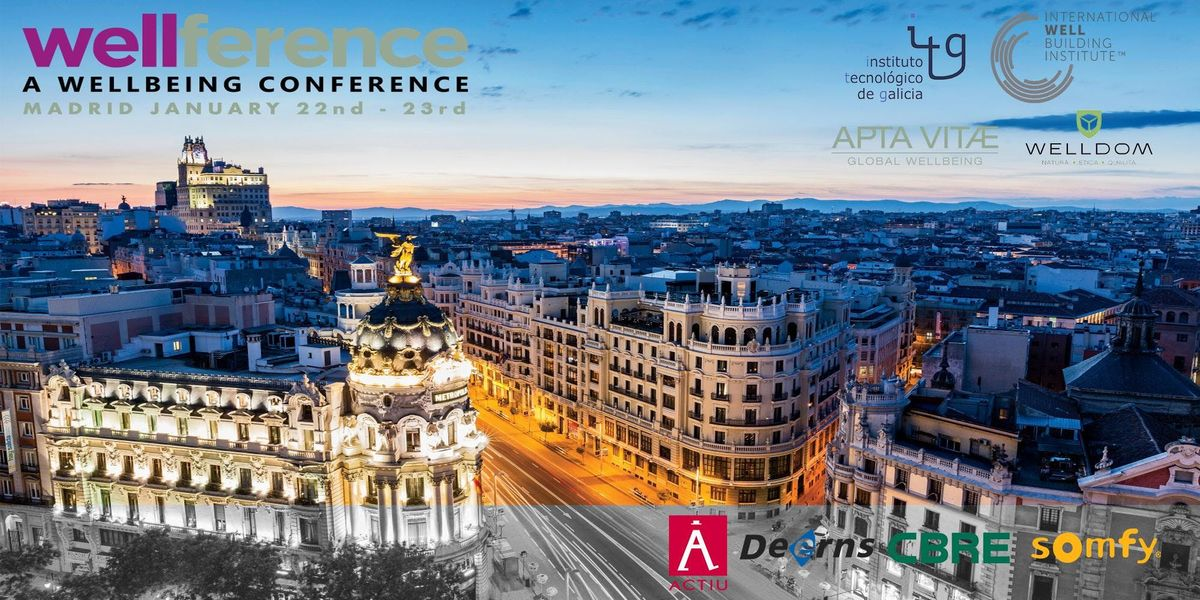 WELLFERENCE MADRID 2019