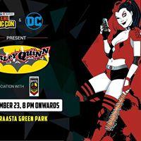Batman Day Delhi