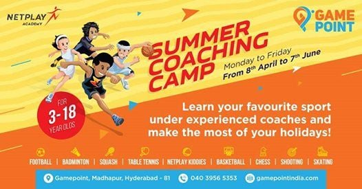 Summer Sports Coaching Camp