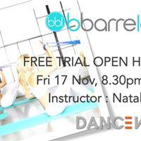 Bbarreless  Free Trial Open House