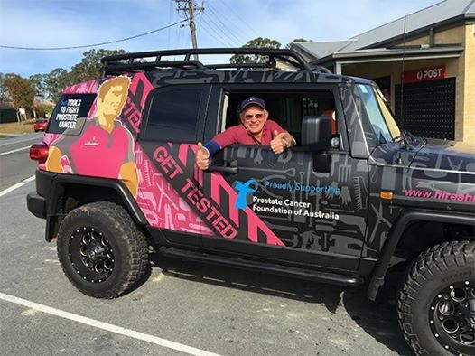 PCFA BBQ with Man Van at Stratco Capalaba | Capalaba