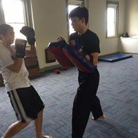 Summer kickboxing Basics Course