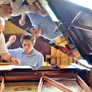 Prodigies Concerts Perren-Luc Thiessen pianist