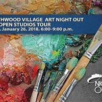 Northwood Village Art Night Out Industrial Studio Tours