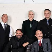 King Crimson at the Hart Theatre in The Egg