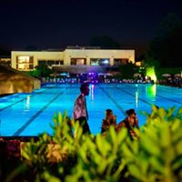 Tropical Pool Party at Aspria Harbour Club
