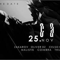 CAVE 5 - Delux.e Club