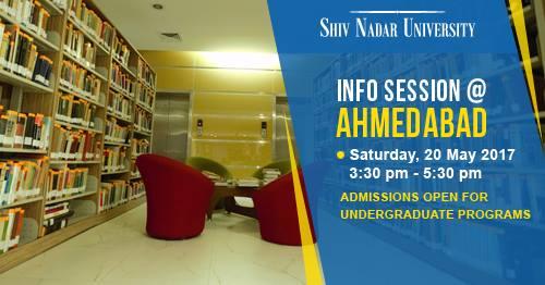 Information Sesion- Ahmedabad