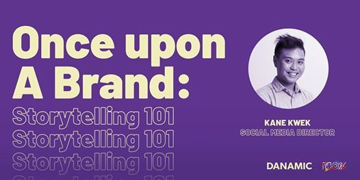 Once Upon A Brand Brand Storytelling 101