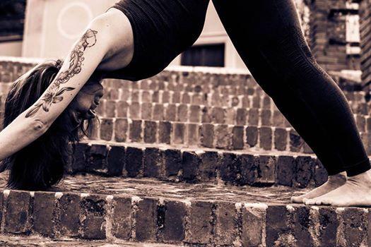 Hatha Yoga med Yin Yoga