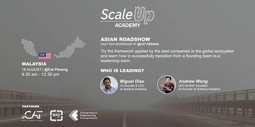 Scaleup To Success