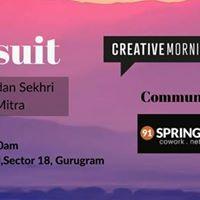 Creative Mornings - Gurugram Chapter