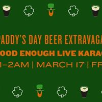 St. Paddys Day-Long Extravaganza