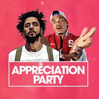 Appreciation Party Chance the Rapper vs J.Cole