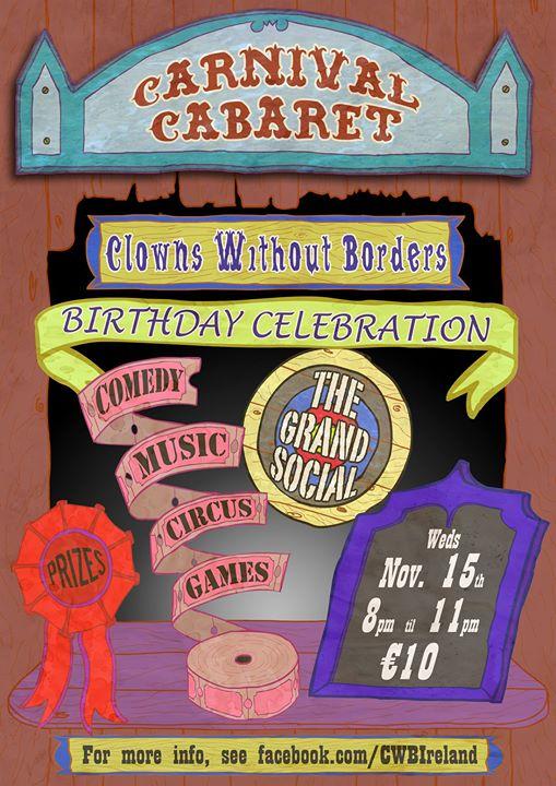 The Carnival Cabaret