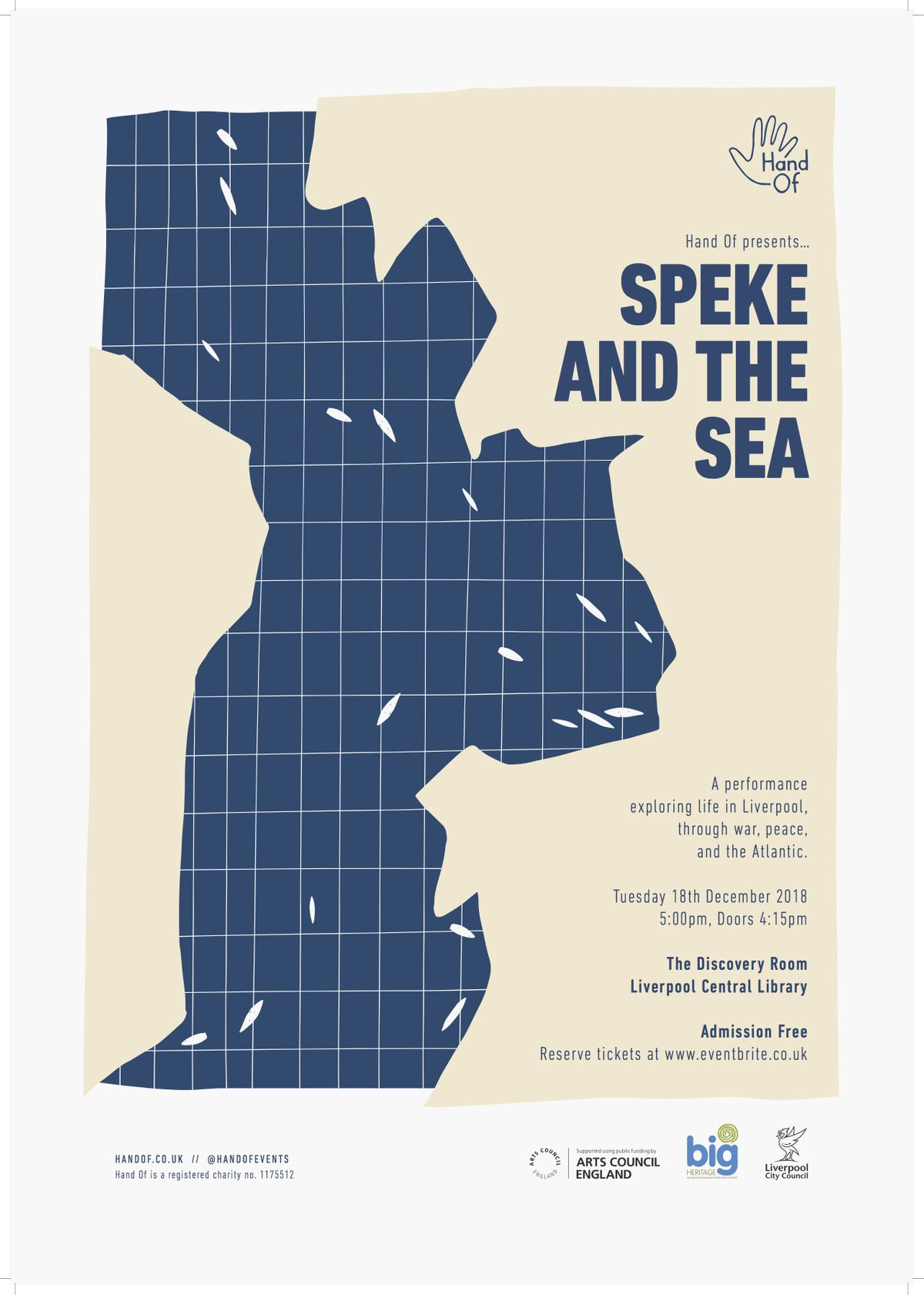 Speke And The Sea At Central Library Liverpool