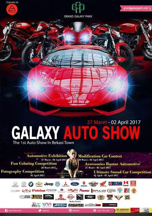 Galaxy Auto Mall >> Aci Haci Gathering Galaxy Auto Show At Grand Galaxy Park
