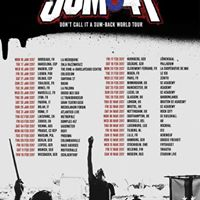 Dont Call It A Sum-Back World Tour 2017