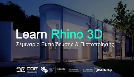 Learn Rhino 3D -   &