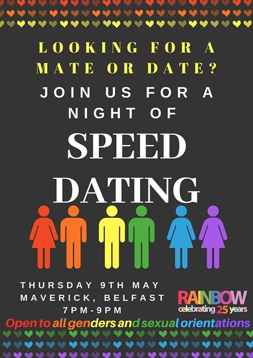 speed dating belfast 2019
