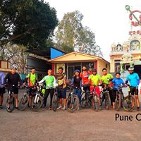 Cycling To Pirangut