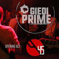 Giedi Prime farewell concert  Four45