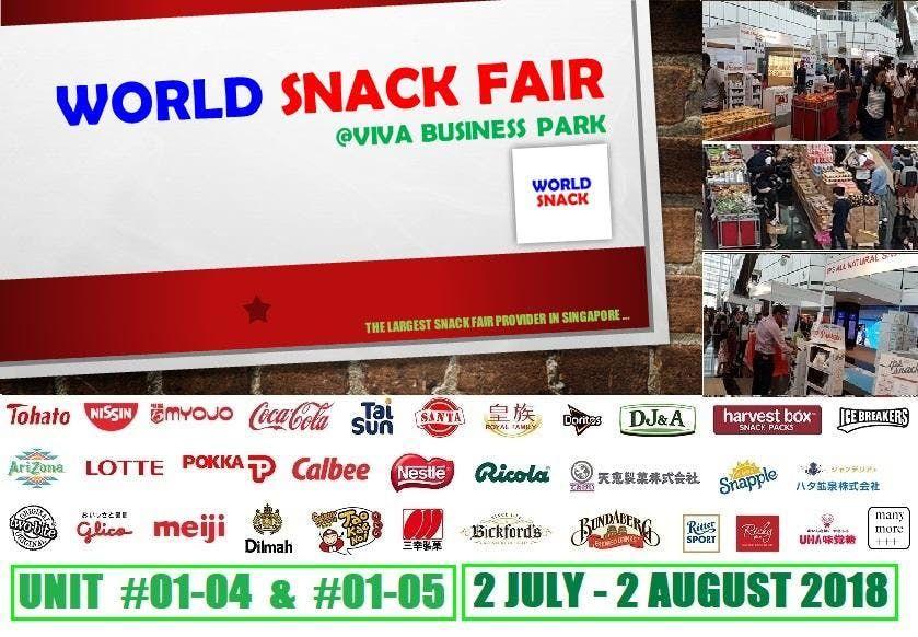 World Snack Fair at VBP
