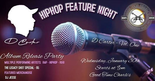 HipHop Night (D Carter Album Release)