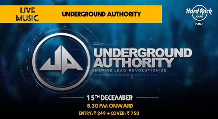 Underground Authority Live