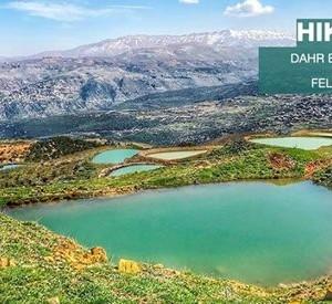Dahr El Baydar - Felougha Hike