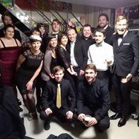 Lednov tanrna s The Moles Wing Orchestra